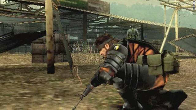 "In ""Metal Gear Solid: Peace Walker,"" you get to choose whether hero Snake will use stealth or force to take out bad guys."