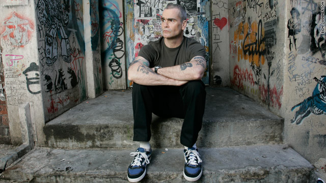 Performer and world traveler Henry Rollins has a new favorite portable sound system.