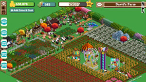 "Social network games like ""Pet Society"" and ""FarmVille"" continue to attract tens of millions of players."