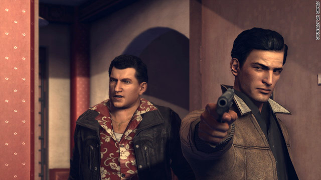 """Mafia II"" follows the ascent of a gangster, from streetwise kid to ""made man."""