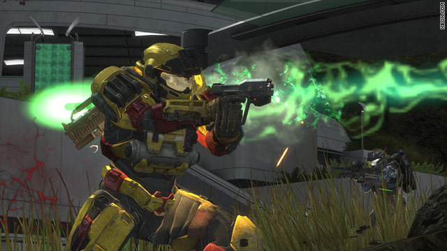 """Halo: Reach"" is only one of many games to look forward to this fall."