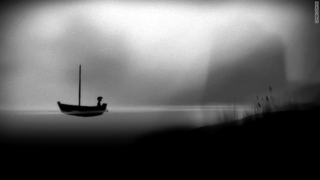 "The haunting, shadowed realms of ""Limbo"" reflect the creative vision of the game's designers."