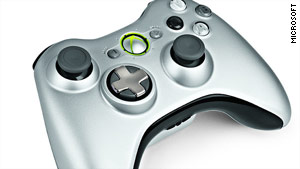 New Xbox controller adjusts from flat to raised platform to suit gamers' preference.
