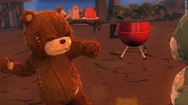 When his fellow ursines don't invite Naughty Bear to the party, violence ensues.