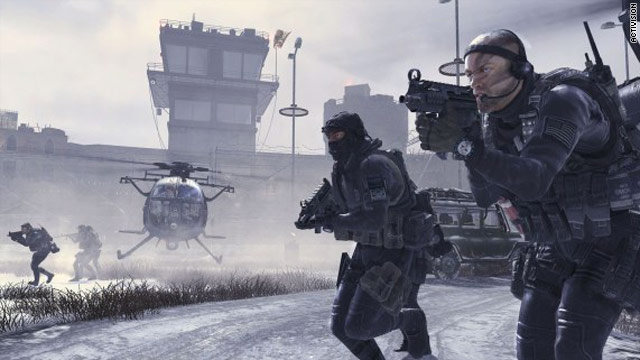 """Call of Duty: Modern Warfare 2,"" 2009's best-selling console title, was illegally downloaded millions of times."