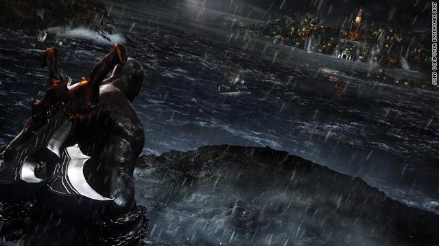 """God of War: Ghost of Sparta"" focuses on crippling Greek mythology's most notable monsters."