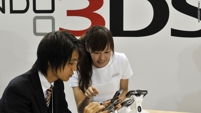 Will Nintendo's 3DS have trouble persuading gamers to buy in if it doesn't have 3G capability?