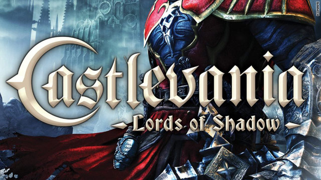 """Castlevania: Lords of Shadow"" features a painting of a somber warrior on the front of its box but not much else."