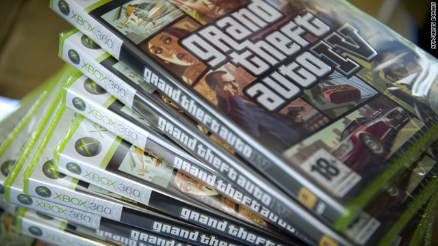 The Supreme Court is hearing arguments over a California law that aimed to ban the sale of violent video games to minors.