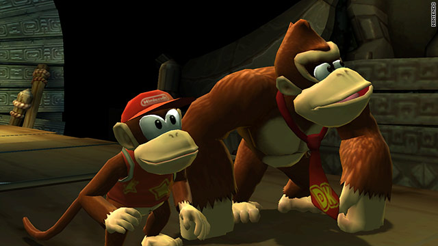 "No more monkey business: Nintendo wants to trademark the pop-culture phrase ""It's on like 'Donkey Kong'."""