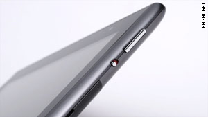 The larger tablet also boast a 5MP rear camera and a front-facing one.