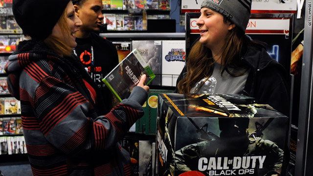 """Call of Duty"" can be an important part of people's social lives, says Activision CEO Bobby Kotick."