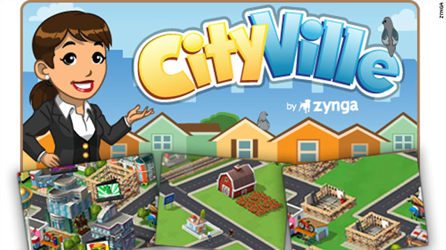 "In less than a month, Zynga's latest game, ""CityVille,"" has become the most popular application on Facebook."