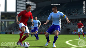 FIFA 11 will appeal to anyone who still misses last summer's World Cup.