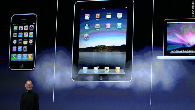 "There's no getting around the fact that the iPad has completely redefined what a ""tablet computer"" could be."