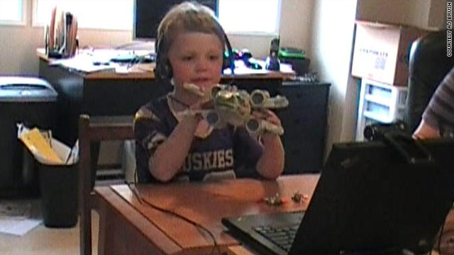 Georgia Tech and Microsoft Research tested how well kids would play together through video conferencing.