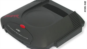 Atari's Jaguar gaming system was eclipsed by the Nintendo 64.