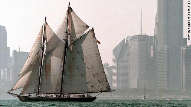 Before fossil fuel-powered vessels came to dominate the seas, international trade was conducted on vast tall ships. Are they set for a comeback?
