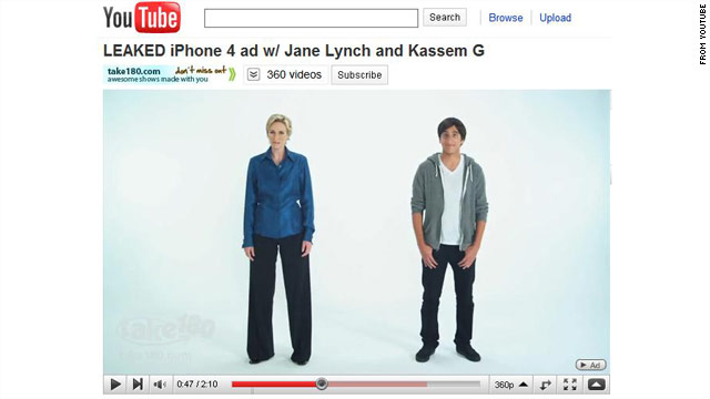 """Take180 features Jane Lynch in its spoof of the """"Get a Mac"""" commercials."""