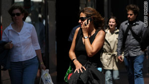 Different cell phones emit different levels of radiation, although it's not clear what health risks they pose.