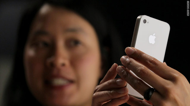 The iPhone 4 will be the topic of discussion at an Apple news conference Friday.