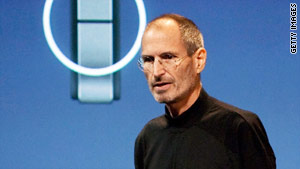 Apple CEO Steve Jobs says the company will give iPhone 4 owners a free case to address reception problems.