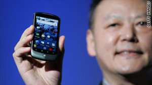 Google's Nexus One smartphone debuted in January to good press, good reviews -- and poor sales.