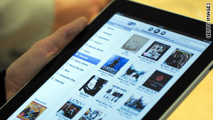 Some colleges and universities are looking to adopt the iPad as a collaborative tool.