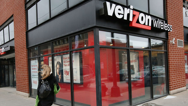 Verizon Wireless smartphone customers use 25 percent more data than AT&T iPhone customers.