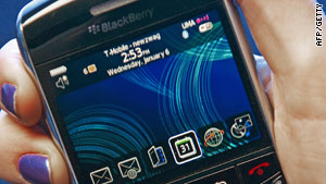 The BlackBerry may not be especially hip, but the device remains the most widely used smartphone in the U.S.