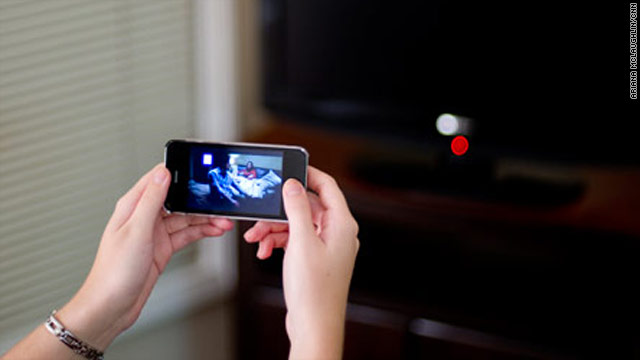 Fifteen percent of 18- to 30-year-old Americans use their phones to watch videos or TV, according to Forrester Research.