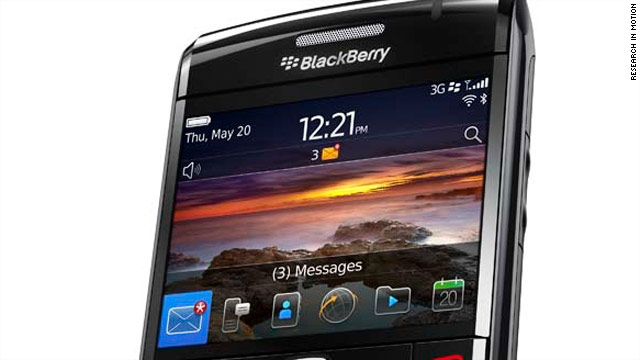 BlackBerry Bold 9780 is being promoted with sneak peeks and emphasis on its iPhone-like social features.