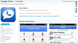 Google Voice allows for cheaper calls to other countries, compared to most telecom rates, and free text messages.