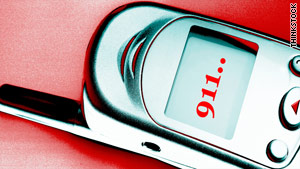 The current 911 system can't handle text messages, multimedia messages or streaming video.