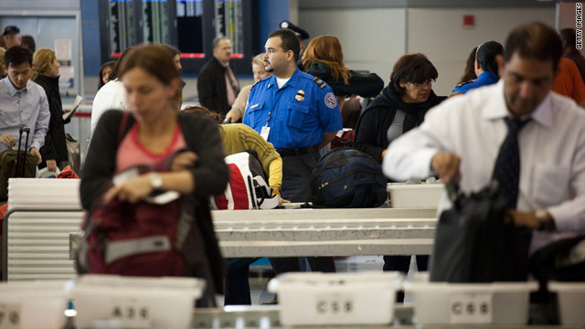 As Americans fly to and from holiday gatherings, some travelers may try to video their TSA encounters.