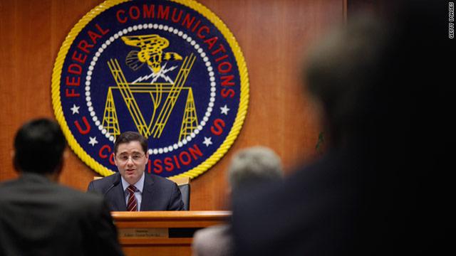 """The principle of Internet Openness applies to mobile broadband,"" Julius Genachowski said."