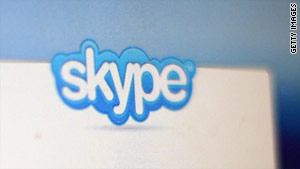 A new version of the Skype app for iPhone, iPod Touch and iPad adds video-calling features.