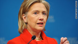 Secretary of State Hillary Clinton has made the spread of information technology and internet freedom a cornerstone of her foreign policy.
