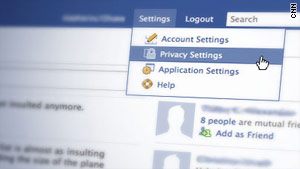 Privacy controversies might have slowed Facebook growth, or maybe everyone who wants a page has one.