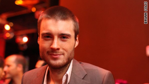 A 'dislike' button on Facebook? Mashable's Pete Cashmore says don't hold your breath.