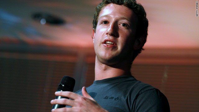 Facebook users are learning that they can't block CEO Mark Zuckerberg from viewing their profiles.