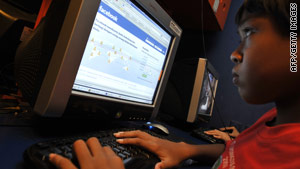 Users are flocking to social media sites but not posting any more content, a new report says.