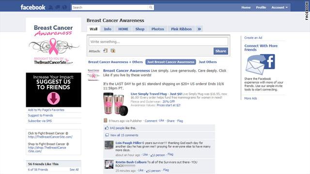 Breast cancer status i like