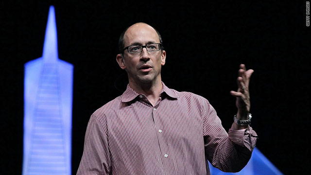 Twitter CEO Dick Costolo criticized the Chinese government.