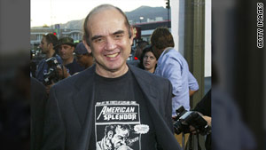 Revered curmudgeon Harvey Pekar, who died Monday, will live on via the internet.