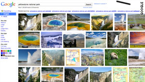 Google says image search users should see the changes in the next week.