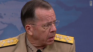 "Though ""appalled"" at the leaks, Joint Chiefs Chairman Adm. Michael Mullen said he questions their significance."