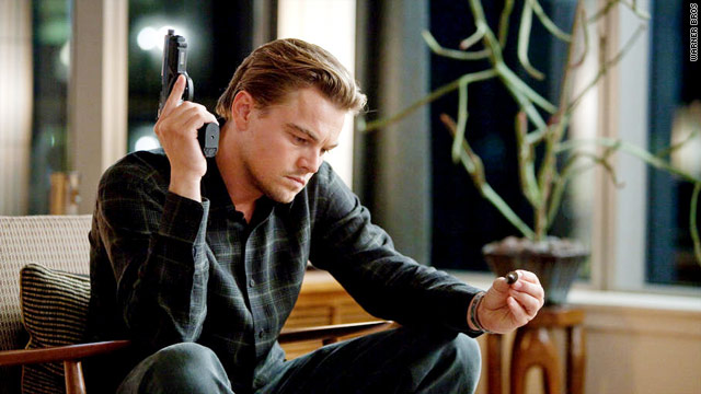"The plot of ""Inception,"" starring Leonardo DiCaprio, has been compared to a 2004 Donald Duck comic book."