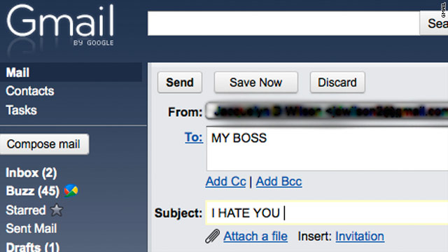 """A little-known Gmail feature now lets you take back an ill-advised message up to 30 seconds after you hit """"send."""""""