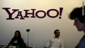 Yahoo, which plans to launch three new blogs, is one of many companies competing in online news.